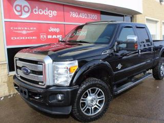 Used 2016 Ford F-350 Super Duty / Sunroof / Rear Back Up Camera for sale in Edmonton, AB