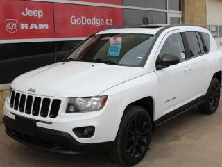 Used 2012 Jeep Compass sport 4x4 for sale in Edmonton, AB