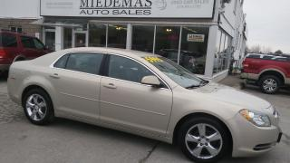 Used 2011 Chevrolet Malibu LT PLATINUM EDITION for sale in Mono, ON