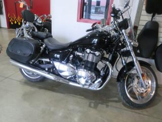 Used 2012 Triumph Thunderbird 1700 for sale in Blenheim, ON