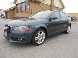 Used 2011 Audi A3 2.0T Quattro S-Line Wagon Loaded Certified 114Km for sale in Rexdale, ON