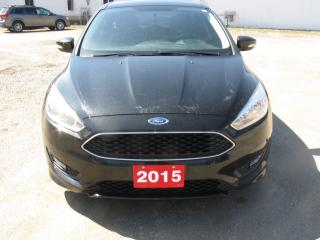 Used 2015 Ford Focus CLOTH for sale in Ailsa Craig, ON