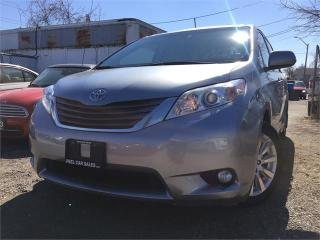 Used 2014 Toyota Sienna XLE for sale in Mississauga, ON