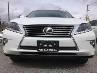 Used 2014 Lexus RX 350 for sale in Mississauga, ON