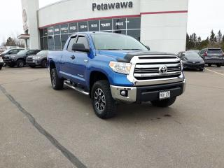 Used 2017 Toyota Tundra TRD OFF ROAD DOUBLE CAB for sale in Ottawa, ON