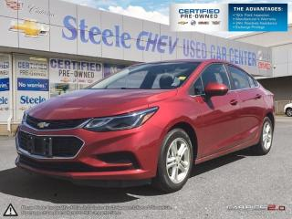 Used 2017 Chevrolet Cruze LT - Alloys, Moonroof, Bluetooth and more!! for sale in Dartmouth, NS