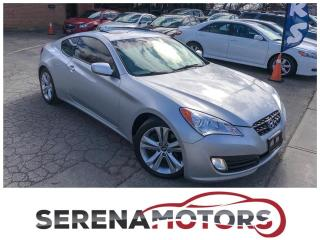 Used 2011 Hyundai Genesis Coupe PREMIUM PKG | 6 SPEED |  RS TURBO for sale in Mississauga, ON