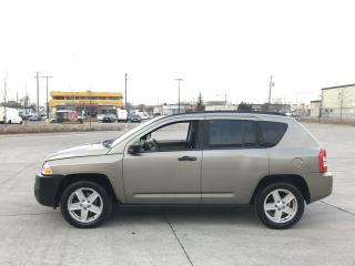 Used 2007 Jeep Compass Only 89,000km, Automatic, 4 door, certify, 3 years for sale in North York, ON