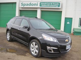 Used 2016 Chevrolet Traverse LT for sale in Thunder Bay, ON