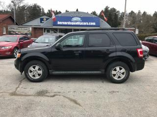 Used 2011 Ford Escape XLT for sale in Flesherton, ON