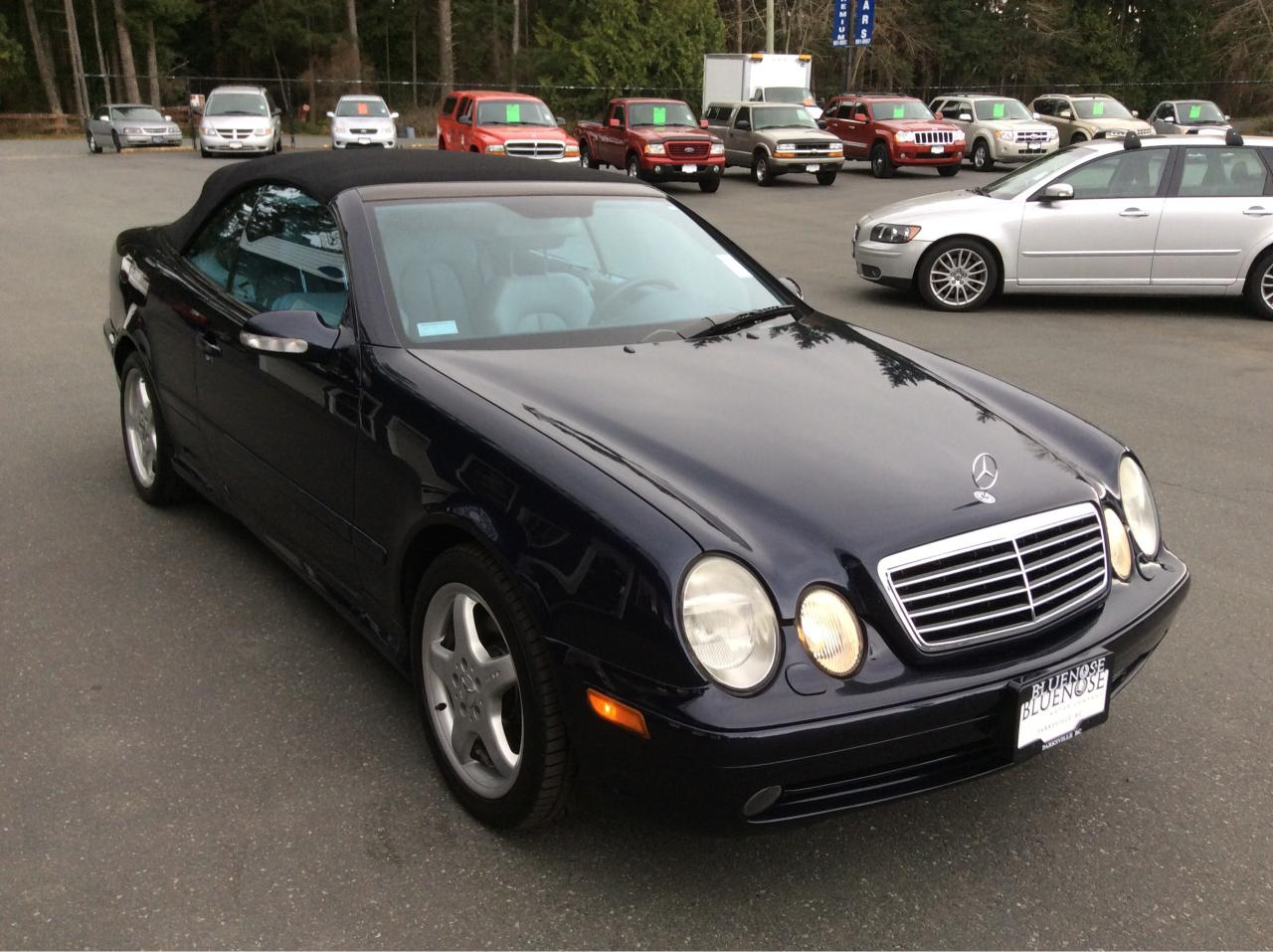 2002 Mercedes-Benz CLK 430