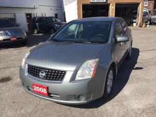 Used 2008 Nissan Sentra 2.0 NO ACCIDENT NO RUST for sale in Scarborough, ON