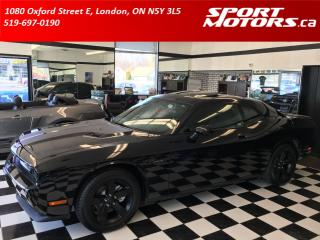 Used 2009 Dodge Challenger New Tires & Brakes! NAVI! Bluetooth! A/C! Sunroof! for sale in London, ON