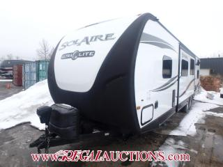 Used 2013 Forest River PALOMINO SOLAIRE 307QBDSK  TRAVEL TRAILER for sale in Calgary, AB