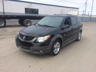 Used 2004 Pontiac Vibe Familiale 4 portes à traction avant for sale in Quebec, QC