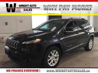 Used 2015 Jeep Cherokee North|4WD|BLUETOOTH|CRUISE CONTROL|73,932 KMS for sale in Cambridge, ON