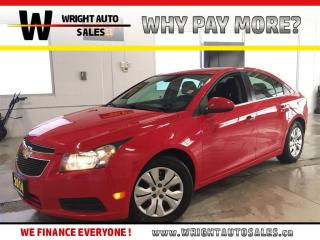 Used 2014 Chevrolet Cruze 1LT|BLUETOOTH|TRACTION CONTROL|139,677 KMS for sale in Cambridge, ON