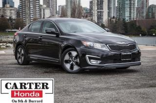 Used 2013 Kia Optima Hybrid Premium for sale in Vancouver, BC