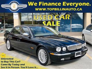 Used 2005 Jaguar XJ Vanden Plas for sale in Concord, ON