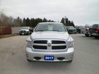 Used 2017 Dodge Ram 1500 Outdoorsman for sale in Owen Sound, ON