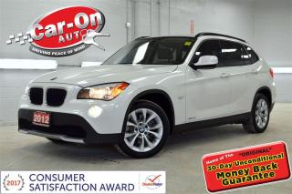 Used 2012 BMW X1 xDrive28i AWD LEATHER HTD SEATS BLUETOOTH ALLOYS for sale in Ottawa, ON