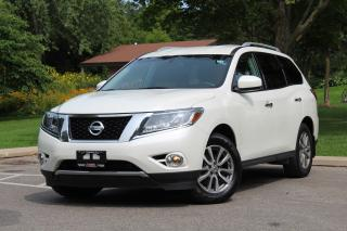 Used 2016 Nissan Pathfinder SV*BLUETOOTH*BACK-UP CAM*HTD SEATS & WHEEL for sale in Mississauga, ON