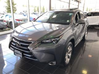 Used 2017 Lexus NX 200t 6A for sale in Surrey, BC