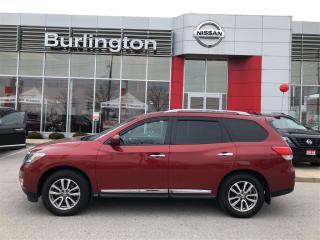 Used 2013 Nissan Pathfinder for sale in Burlington, ON