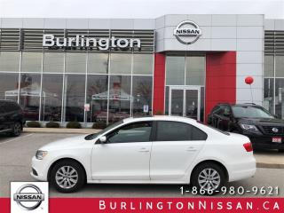 Used 2013 Volkswagen Jetta SUNROOF, HEATED SEATS, ACCIDENT FREE ! for sale in Burlington, ON