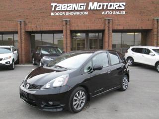 Used 2013 Honda Fit SPORT | ALLOYS | MANUAL | BLUETOOTH for sale in Mississauga, ON