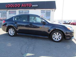 Used 2013 Subaru Legacy 2.5i Premium AWD Auto Certified 2YR Warranty for sale in Milton, ON