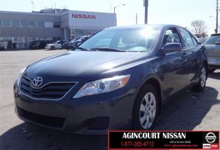 Used 2011 Toyota Camry LE NAVIGATION|DVD|PARKING SENSORS for sale in Scarborough, ON