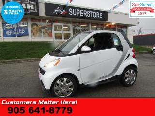 Used 2013 Smart fortwo pure  AIR CONDITIONING, AUTOMATIC, POWER GROUP for sale in St Catharines, ON
