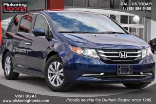 Used 2014 Honda Odyssey EX-L NAVI for sale in Pickering, ON