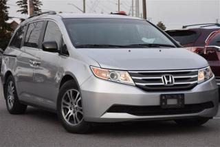 Used 2012 Honda Odyssey EX-RES for sale in Pickering, ON