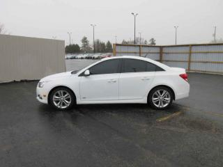 Used 2014 Chevrolet Cruze 2LT RS FWD for sale in Cayuga, ON