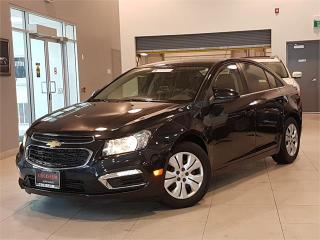 Used 2016 Chevrolet Cruze Limited LT-AUTOMATIC-CAMERA-BLUETOOTH-ONLY 49KM for sale in York, ON