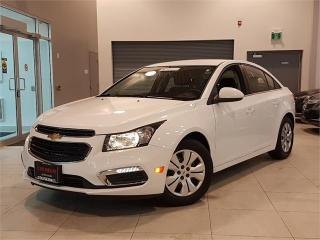 Used 2016 Chevrolet Cruze Limited LT-AUTOMATIC-CAMERA-BLUETOOTH-ONLY 30KM for sale in York, ON
