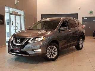 Used 2017 Nissan Rogue SV-AWD-PANO ROOF-REAR CAM-ONLY 46KM for sale in York, ON