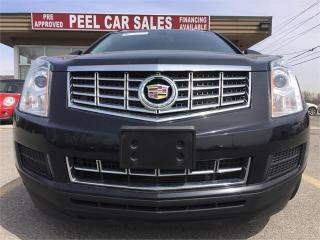 Used 2014 Cadillac SRX for sale in Mississauga, ON