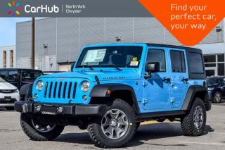 New 2018 Jeep Wrangler JK Unlimited New Car Rubicon|Cld Wthr.,LED,Connect.Pkgs|17