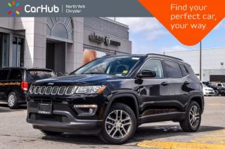 New 2018 Jeep Compass New Car North|Cold Wthr.Pkg|Keyless_Entry|Backup_Cam|17