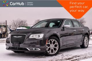 Used 2017 Chrysler 300 300C Platinum|AWD|Navi|Pano Sunroof|Backup Cam|Bluetooth|R-Start|19