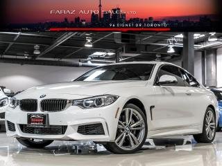 Used 2015 BMW 435i M-SPORT|NAVI|REAR CAMERA|X-DRIVE|LOADED for sale in North York, ON