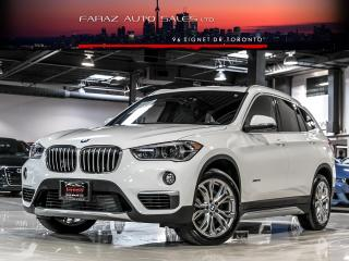 Used 2018 BMW X1 2.8i|REAR CAM|PANO ROOF|X-DRIVE|PARKING SENSORS for sale in North York, ON