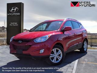 Used 2013 Hyundai Tucson GLS 2WD for sale in Nepean, ON