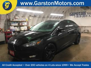 Used 2016 Ford Focus SE*POWER WINDOWS/LOCKS/MIRRORS*KEYLESS ENTRY*CLIMATE CONTROL*MICROSOFT SYNC PHONE CONNECT*CRUISE CONTROL*FOG LIGHTS*AM/FM/XM/CD/AUX/USB/BLUETOOTH*ALLOYS*BACK UP CAMERA*REMOTE START* for sale in Cambridge, ON