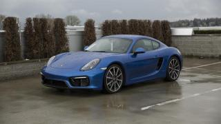 Used 2016 Porsche Cayman GTS PDK for sale in Vancouver, BC