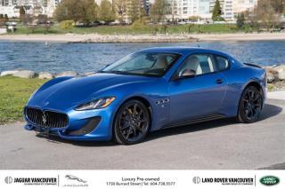 Used 2013 Maserati GranTurismo Sport 4.7 *Rare - Low KM! for sale in Vancouver, BC