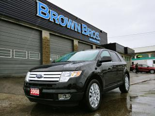Used 2008 Ford Edge Limited for sale in Surrey, BC